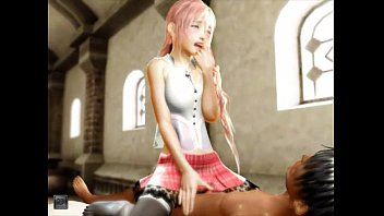 FFXIII 3D Serah Hentai Game - All Clips | Watch more videos - likefucker.com