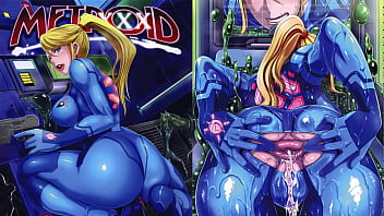 MyDoujinShop - Metroid XXX Samus Gets a Tentacle Gangbang By Ridley & Friends Hentai Comic