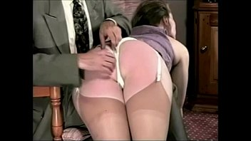 Husbands pantied and spanked Spank me mix