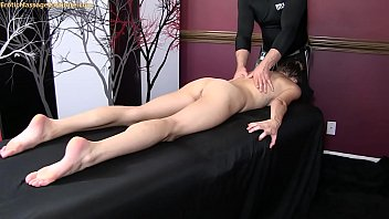 Dillion Carter Gets Erotic Massage and Happy Ending 55 min