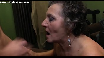 Hairy old grandma with young boy porno izle