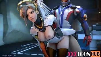 OVERWATCH COMPILIATION (BEST OF THE BEST) - try not to cum ;) thumbnail