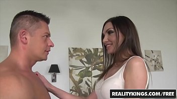 RealityKings - Mikes Apartment - (Audrey Jane, Sabby) - Staying The Night