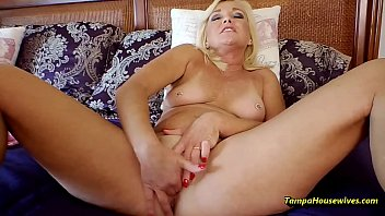Horny milfs jerking off guys - The joi show with extreme close-ups