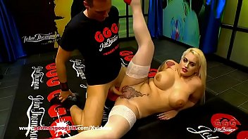 German Goo Girls - Candela X Big Tits Cum and Anal Vorschaubild