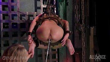 Anal Slut slave odd insertion deepthroat BDSM 14分钟