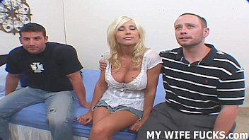 Watch your wife get penetrated harder than ever 14 min