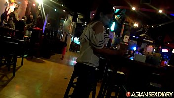 ASIANSEXDIARY Aggressive Cowgirl Fuck With Skinny Asian