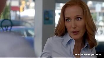 Gillian Anderson - The X-Files S10E03