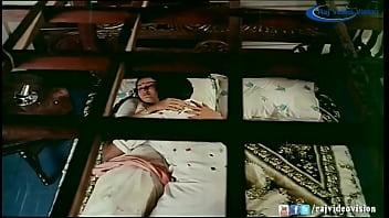 Tamil Actress Radha enjoyed in Bed