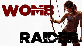 Lara croft fuck in tomb Womb raider with lara croft