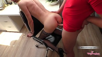 Real Homemade - Slim Milf with Natural Tits - Horny Girl