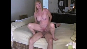 Melanie Skyy hot milf fucked by young guy