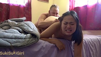 She squirts when he cums! ( @sukisukigirlreal / @andregotbars ) 25分钟