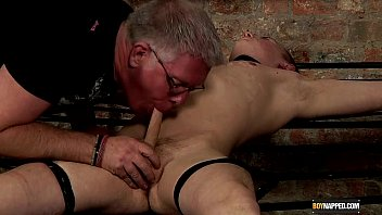 Gay down load - Draining a boy of his load