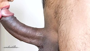 Desi girl Closeup Throbbing Oral Creampie Ended by a Long Cumming porno izle