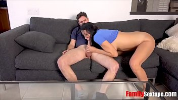 Jealous Stepmom Hijacks Sons Sexlife With GF- Reagan Foxx & Alex More