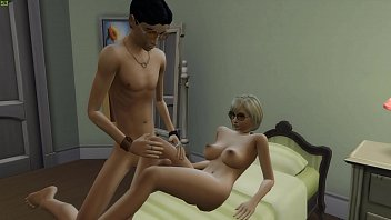 Mom Caught Hear Son Watching Porn And Masturbate Then It Helps Him For The First Time To Make Make Sex   Mom And Son Part. 1   Porn Video Vorschaubild