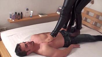 trampling ladies dominate slaves