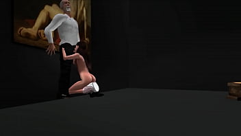 Second Life – Episode 6 - Punishment at the Museum