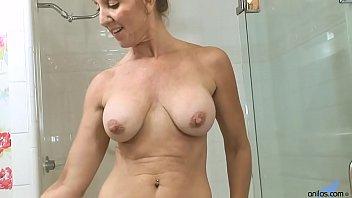 Jenna Covelli in Shower