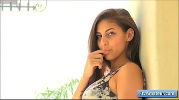 Sexy amateur girl please her pussy - FTVGirls - www.FtvAmateur.com 15