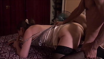 Sexy O2, T&A 650 - Young Euro Slut Adoring to Have her Ass Fucked in Bitch Position