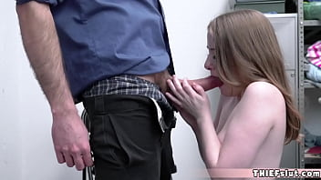 Petite looking French tourist chick gets fucked hard