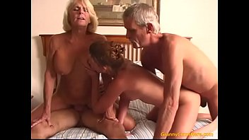 Youporn mom loves a big cock - Teen fucks her grand parents