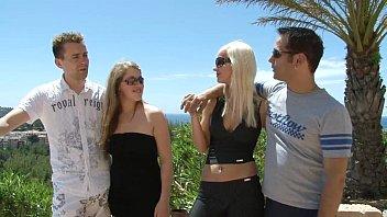 Streaming Video Couple exchange - Mallorca Edition 4 - XLXX.video