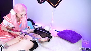 She tied me up and fucked!anal blowjob Vorschaubild