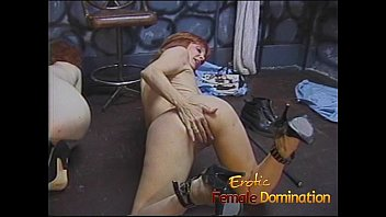 Beautiful slave girls embark on a journey through the den of submission-6