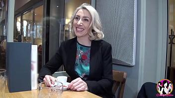 Sexy Milf teacher Julie wants to make new experiences h a BBC