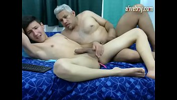 old daddy fuck cute young boy