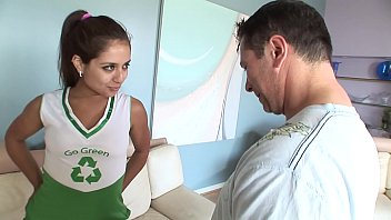 Shaved Pussy Little Young White Schoolgirl Whore Jynx Gets Drilled With Massive Rod