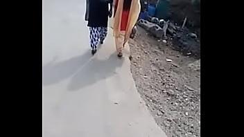 Walking Girls ass
