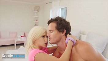 Horny Babysitter (Kiara Cole) Gets Her Boss Dick Hard - Reality Junkies
