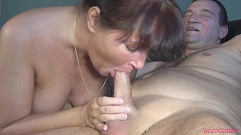 Filthy fat bitch taking hard big cock into her juicy cunt