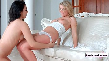 SapphicErotica Pretty Lesbians Doing It Right Free Video from www.SapphicLesbos.com 20
