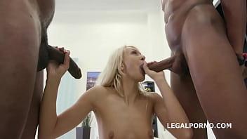 Lola Shine interracial Gangbang Party Vorschaubild