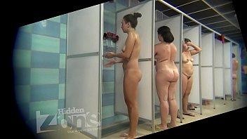 Peeping in the women's shower room thumbnail