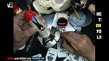 未完成的假阳具业务 - 是时候画画和整理一些小恶魔 2 - 制作更多艺术作品
