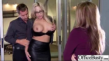 Hot Girl (julia olivia) With Big Juggs Banged In Office movie-22
