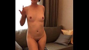 Horny Samantha Sexy Strip Dance tatoo porn image