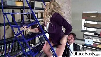 Office Girl (corinna blake) With Bigtits Get Hard Style Sex mov-13