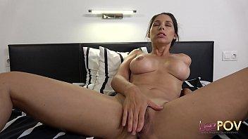 Zafira pleasures Luna Corazon with striptease and vibrator from Luna's 4K POV