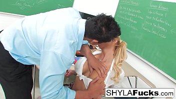 thumb sexy schoolgirl  shyla stylez gets fucked ets  ets fucked ets fucked