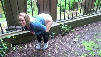 Sexy Ashley Rider flashing London and public exhibitionism of naughty british ba