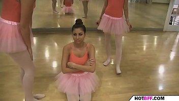 变态的芭蕾舞演员