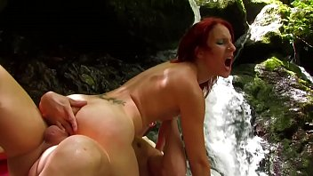 16230 The beautiful redhead gets her cock banged all afternoon preview